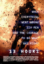13 Hours (13 Hours: The Secret Soldiers of Benghazi) (2016)