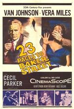 Çifte cinayet (23 Paces to Baker Street) (1956)