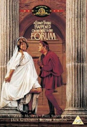 Aptallar sehri (A Funny Thing Happened on the Way to the Forum) (1966)