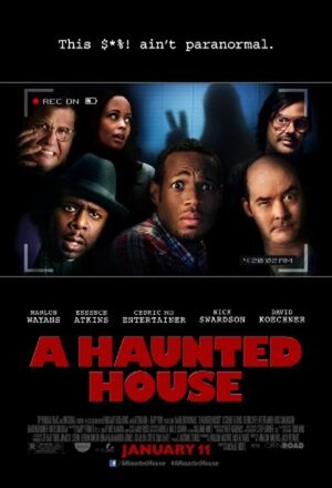 Anormal Aktivite (A Haunted House) (2013)