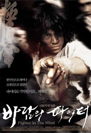 Baramui paiteo (Fighter in the Wind) (2004)