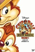Chip 'n' Dale Rescue Rangers (1988 - 1990)