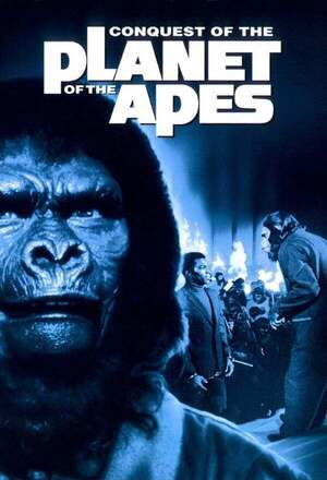 Maymunlar cehenneminde isyan (Conquest of the Planet of the Apes) (1972)