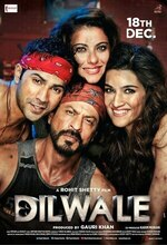 Dilwale (The Big Hearted) (2015)