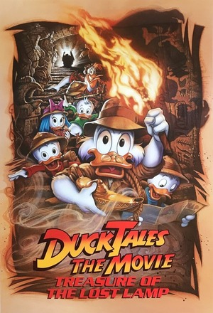 DuckTales the Movie: Treasure of the Lost Lamp (DuckTales: The Movie) (1990)