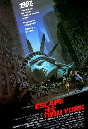 New York'tan kaçis (Escape from New York) (1981)