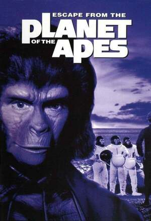 Maymunlar Cehenneminden Kaçis (Escape from the Planet of the Apes) (1971)