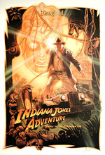 Indiana Jones and the Temple of the Forbidden Eye Ride (1995)
