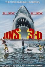Jaws 3 (Jaws 3-D) (1983)
