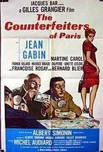 Le cave se rebiffe (The Counterfeiters) (1961)