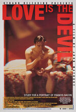 Ask seytandir (Love Is the Devil: Study for a Portrait of Francis Bacon) (1998)