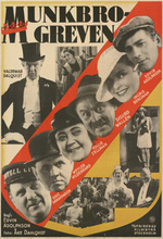 Munkbrogreven (The Count of the Old Town) (1935)