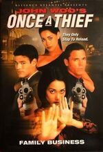 Once a Thief (John Woo's Once a Thief) (1996)