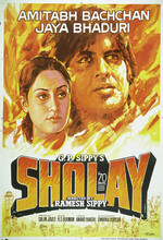 Sholay (Flames of the Sun) (1975)