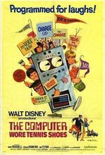 The Computer Wore Tennis Shoes (1995)