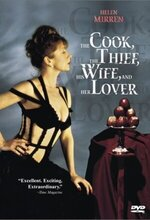 Asci, hirsiz, karisi ve asigi (The Cook, the Thief, His Wife & Her Lover) (1989)