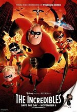 Inanilmaz aile (The Incredibles) (2004)