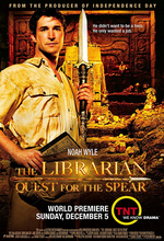 Efsane Avcisi (The Librarian: Quest for the Spear) (2004)