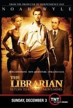 Efsane Avcisi 2 (The Librarian: Return to King Solomon's Mines) (2006)