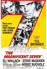 Yedi silahsörler (The Magnificent Seven) (1960)