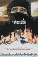 Rüzgarin sesi (The Wind and the Lion) (1975)