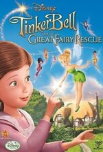 Tinker Bell ve peri kurtaran (Tinker Bell and the Great Fairy Rescue) (2010)