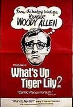 What's Up, Tiger Lily? (Woody Allen's What's Up, Tiger Lily?) (1966)