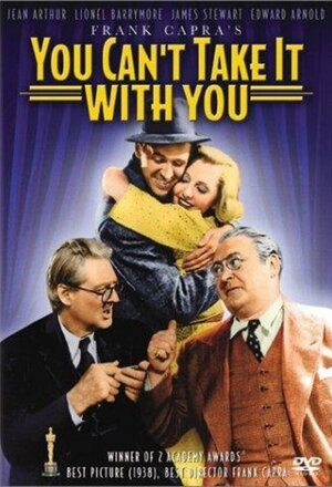 Para Beraber Gitmez (You Can't Take It with You) (1938)